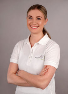 dmt. Physiotherapie Bad Breisig - Physiotherapeutin Laura Wedhorn
